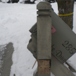 My Mailbox Was Hit. What Do I Do?