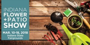 Visit Otto's Streetscape Solutions at the 2018 Indiana Flower and Patio Show