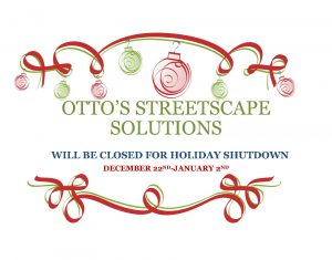 Holiday Shutdown