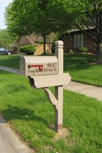 White's Mailbox